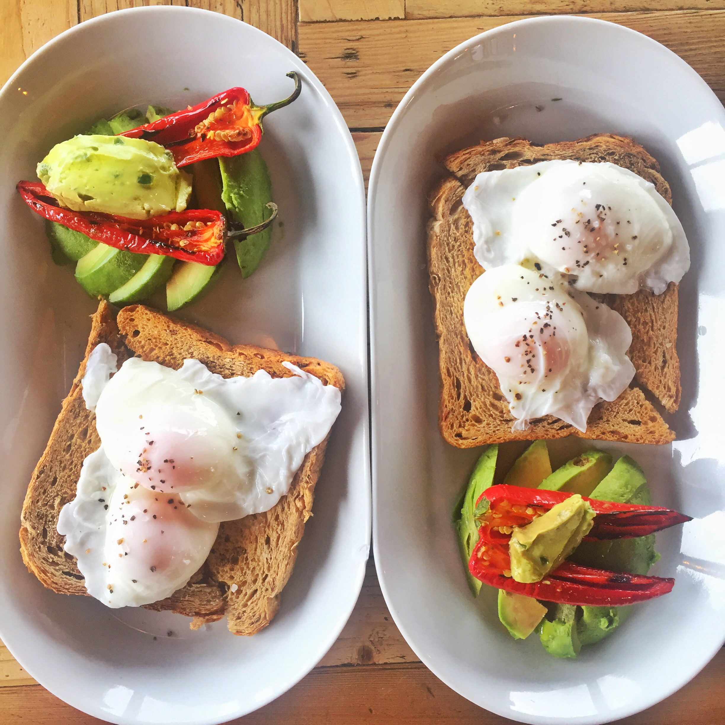 brunch at Lime Wharf