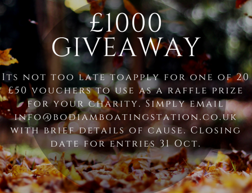 £1000 Giveaway
